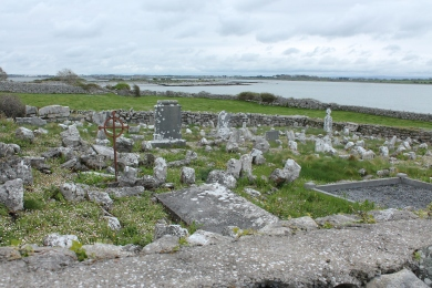 11. Roscam Round Tower & Church, Co. Galway