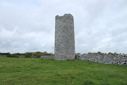 19. Roscam Round Tower & Church, Co. Galway