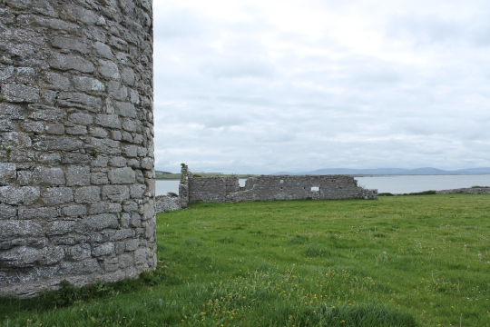 22. Roscam Round Tower & Church, Co. Galway