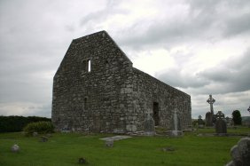 02. Donaghpatrick Church, Co. Galway