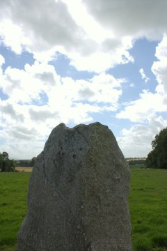 08. Tankardstown Standing Stone, Co. Carlow