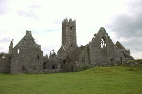 46. Ross Errilly Friary, Co. Galway