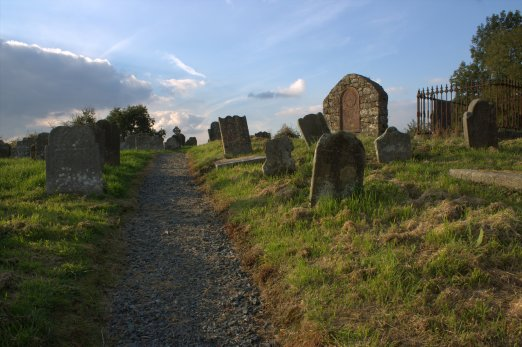 01. Tydavnet Old Graveyard, Co. Monaghan