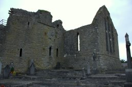 02. Cong Abbey, Co. Mayo