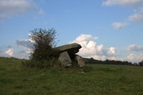 02. Lennan Portal Tomb, Co. Monaghan