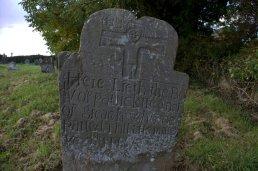 15. Tydavnet Old Graveyard, Co. Monaghan