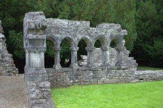 18. Cong Abbey, Co. Mayo