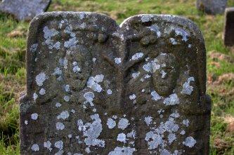 18. Tydavnet Old Graveyard, Co. Monaghan
