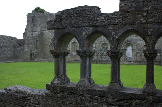 19. Cong Abbey, Co. Mayo