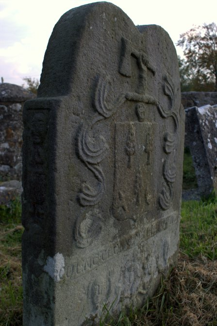 20. Tydavnet Old Graveyard, Co. Monaghan