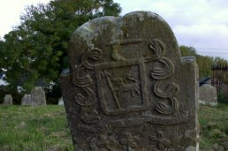 22. Tydavnet Old Graveyard, Co. Monaghan