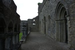 24. Cong Abbey, Co. Mayo
