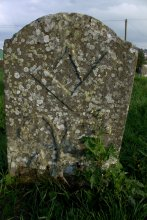24. Tydavnet Old Graveyard, Co. Monaghan