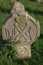 27. Tydavnet Old Graveyard, Co. Monaghan