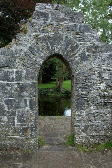 33. Cong Abbey, Co. Mayo