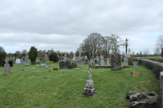 01. Old Kyle Cemetery, Co. Laois