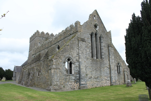 01. St. Mary's Collegiate Church, Co. Kilkenny