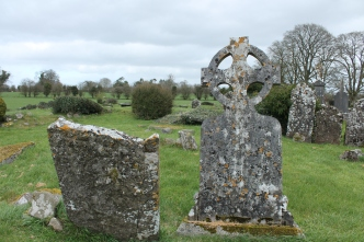 17. Old Kyle Cemetery, Co. Laois