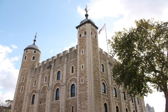 29. Tower of London, England