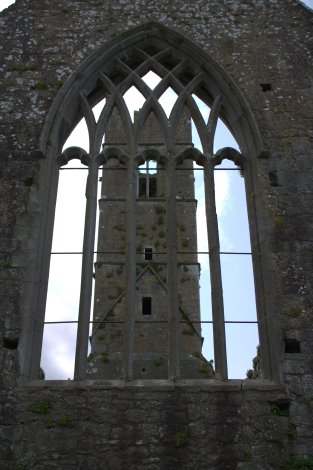 04. Claregalway Friary, Co. Galway