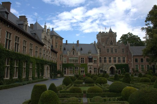 Gaasbeek Castle Lennik Belgium Visions Of The Past