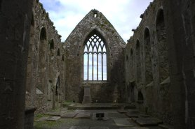 11. Claregalway Friary, Co. Galway