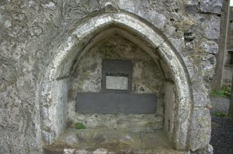 16. Claregalway Friary, Co. Galway