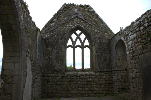 18. Claregalway Friary, Co. Galway