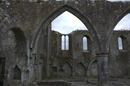 20. Claregalway Friary, Co. Galway
