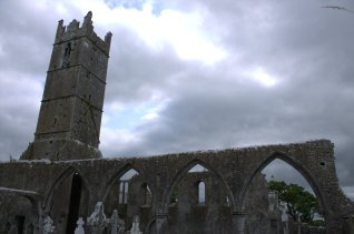 21. Claregalway Friary, Co. Galway