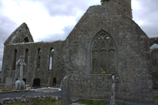 25. Claregalway Friary, Co. Galway