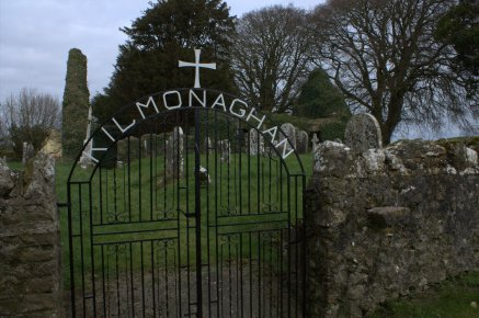01. Kilmanaghan Church, Co. Offaly