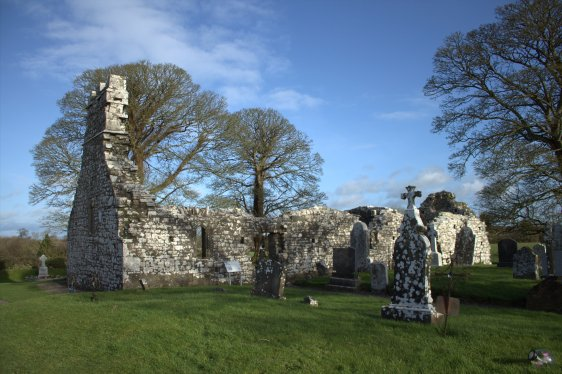 02. Cannistown Church, Co. Meath