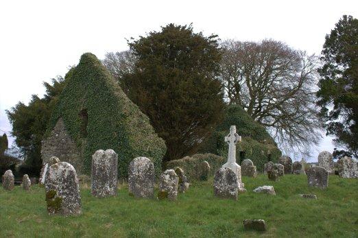 09. Kilmanaghan Church, Co. Offaly