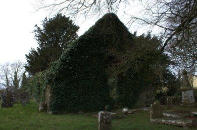 16. Kilmanaghan Church, Co. Offaly