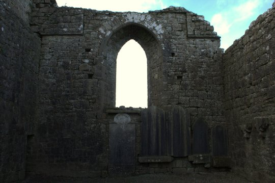 17. Rathmore Church, Co. Meath