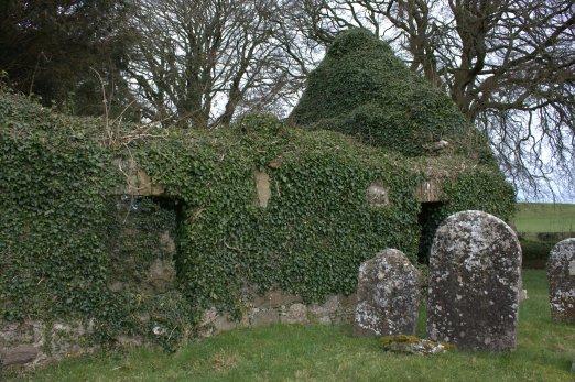 22. Kilmanaghan Church, Co. Offaly