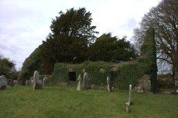 23. Kilmanaghan Church, Co. Offaly