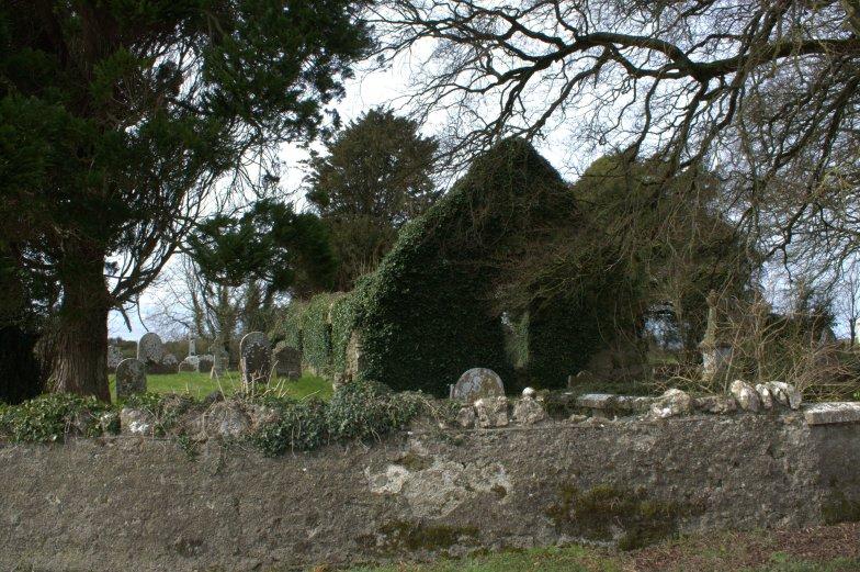 25. Kilmanaghan Church, Co. Offaly