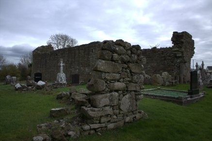 01. Lemanaghan Ecclesiastical Site, Co. Offaly