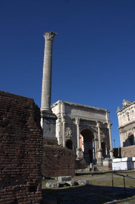 05. Roman Forum, Rome, Italy