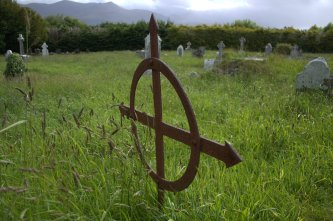 10. Aghadoe Cathedral & Round Tower, Co. Kerry