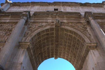 10. Roman Forum, Rome, Italy