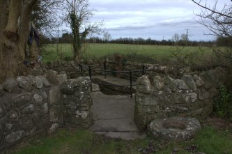 15. Lemanaghan Ecclesiastical Site, Co. Offaly