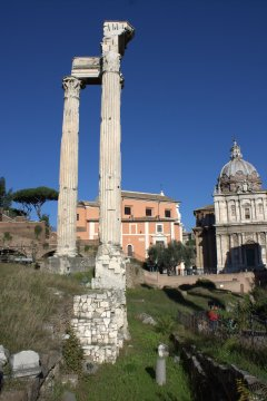 15. Roman Forum, Rome, Italy