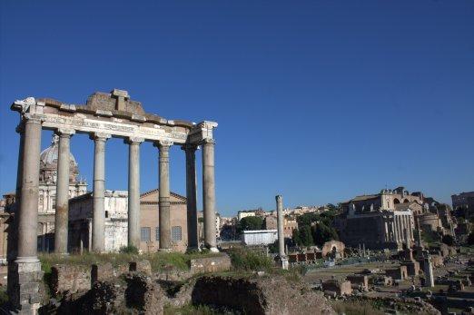20. Roman Forum, Rome, Italy