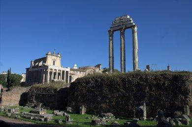 26. Roman Forum, Rome, Italy