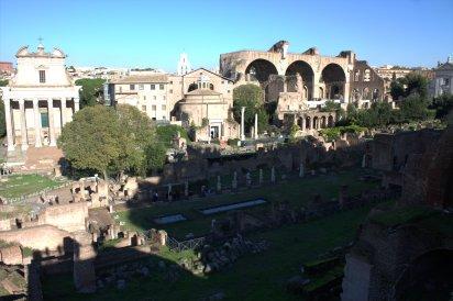 35. Roman Forum, Rome, Italy