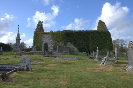 01. Clooney Church, Co. Clare