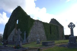 03. Clooney Church, Co. Clare